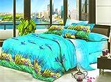 Vertex Industries Double Bedsheet With T...