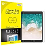 JETech Pellicola Protettive per iPad Pro 10,5 in Vetro Temperato