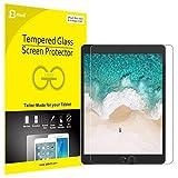 JETech Protector de Pantalla para iPad Pro 10,5 Vidrio Templado