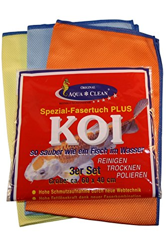 Aqua Clean KOI - Das Trockenwunder nach der Autowäsche