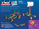 K'NEX Education STEM Explorations Vehicles Building Set for Ages 8 and Up Engineering Educational Toy, 131 Parts