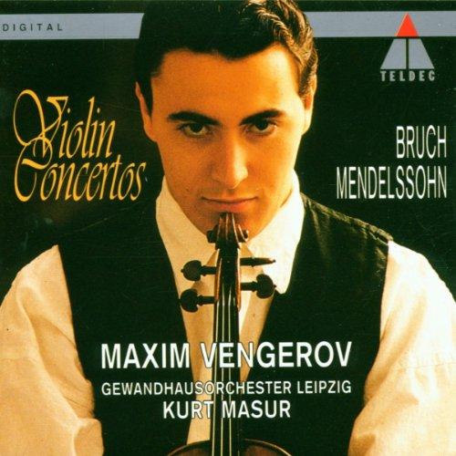 Bruch & Mendelssohn : Violin C...