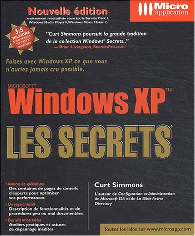 Windows XP : Les secrets