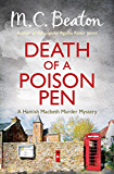 Death of a Poison Pen (Hamish Macbeth Book 19)