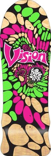 Vision Hippie Stick Skateboard Deck 25,4x 82,5cm, Natur