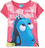 Disney SS T-Shirt, Tuta Sportiva Bambina, Pink (Fuxia), 8 Anni