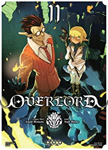 Overlord Edition simple Tome 11