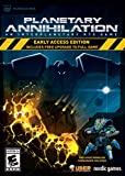 Cheapest Planetary Annihilation  Early Access Edition (MacPC DVD) on PC