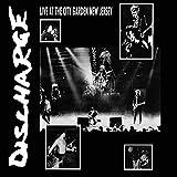 Discharge: Live at City Garden New Jersey [Vinyl LP] (Vinyl)