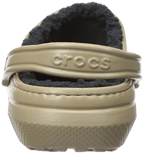 Crocs Classic Lined Pattern, Sabots unisexe Vert