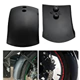 ILS - Frontal Rear Mud Guards Cover Fender for 43 cc 47 cc 49 cc Mini Quad Dirt Bike ATV