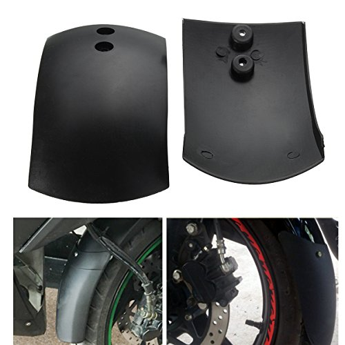 ILS – Frontal Rear Mud Guards Cover Fender for 43 cc 47 cc 49 cc Mini Quad Dirt Bike ATV