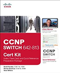 CCNP SWITCH 642-813 Cert Kit: Video, Flash Card, and Quick Reference Preparation Package (Video Mentor)