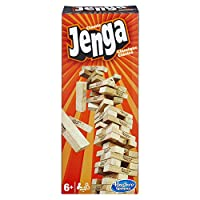 Hasbro-Jenga-Spiele-Kinderspiel Hasbro Jenga Spiele, Kinderspiel -