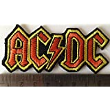 parches para ropa parches termoadhesivos parches rock parche bordado parches bordados parches acdc 9 cm