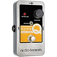 electro-harmonix Doctor Q - Pedal de filtros para guitarra, color plateado