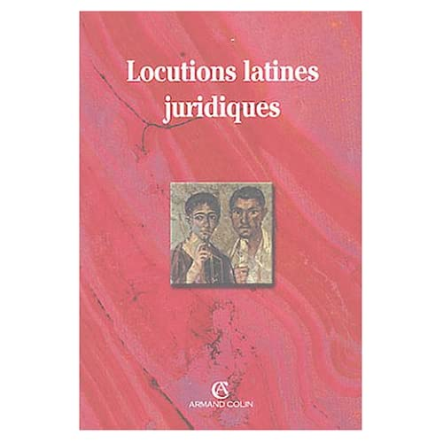 Locutions latines juridiques