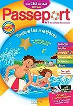 Passeport Du CE2 au CM1 - Cahier de vacances de Michèle Bacon