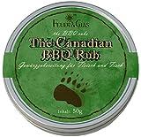 Kanadische Gewürzmischung zum marinieren für Fleisch und Fisch -Gourmetgewürzmischung für den perfekten Grillabend – Canadian BBQ Rub – von Feuer und Glas (50g)