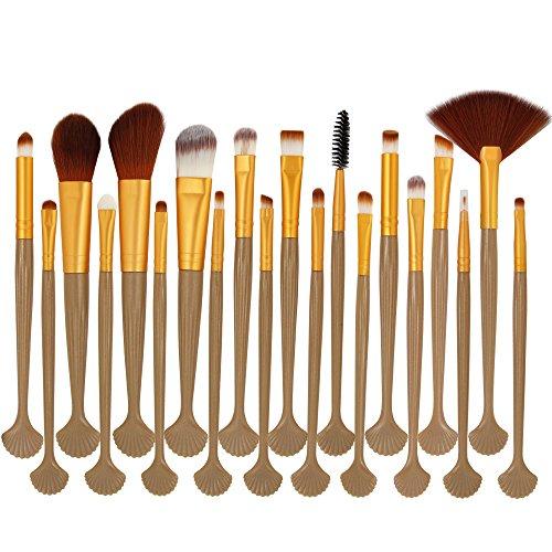 Make-up-Pinsel, Mehrzweck-Lidschatten Eyeliner-Pinsel-Applikator Make-up-Tool Lidschatten-Pinsel Lippenpinsel Augenbraue-Pinsel erröten Pinsel Nase Pinselset