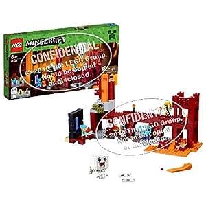 LEGO Minecraft 21122 - La Fortezza Nether
