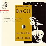 J.S. Bach: Suites for Cello solo vol 1