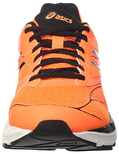 Asics Gel Pulse 8, Chaussures de Course pour Entraînement sur Route Homme Orange (Rose Shocking Orange/Black/White)