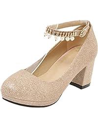 20159fee78e757 Amazon.de  Pumps - Damen  Schuhe   Handtaschen