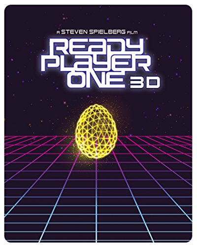 Ready Player One - Steelbook