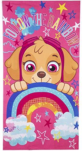 Nickelodeon Paw Patrol - Toalla baño Microfibra