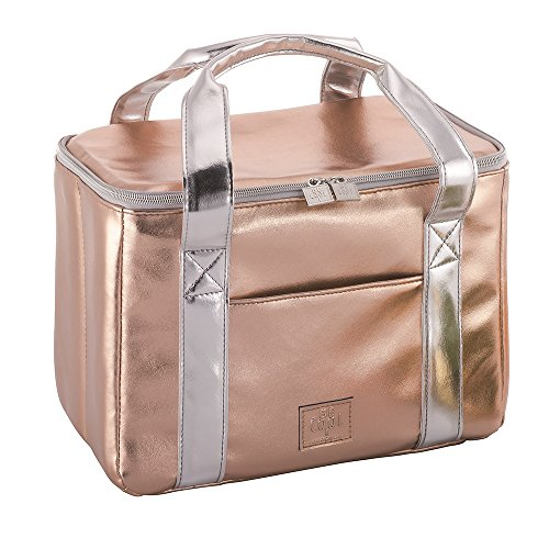 BECooL City M, Rosegold/Silber T-678