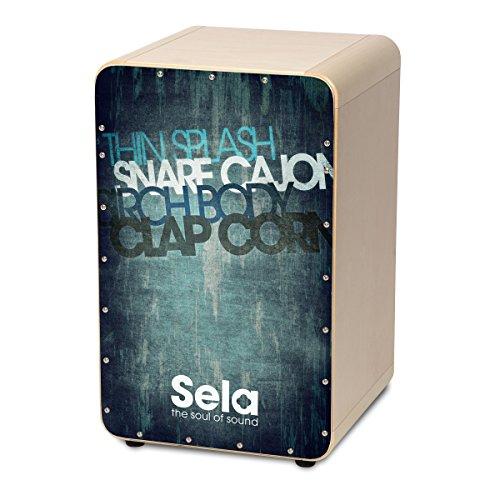 Sela CaSela Cajon - Vintage Blue