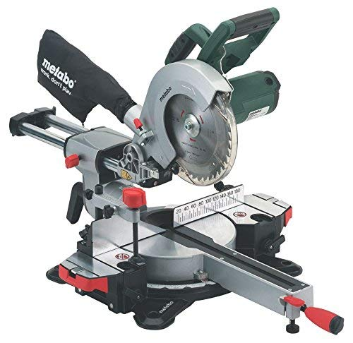 Metabo KGS 216 M 619260000 Scie radiale / à onglet (Import Allemagne), Multicolore