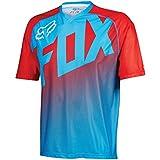 Fox Flow - Maillot homme - rouge/bleu 2016 tee shirt homme