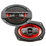 Best 6x9 Car Speakers - 5 core 69-81-RAINBOW 3-Way High-Performance Car Speakers, 6x9 Review