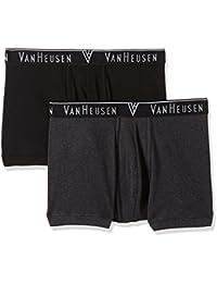 Van Heusen Men's Cotton Trunks (Pack of 2) (Colors May Vary)