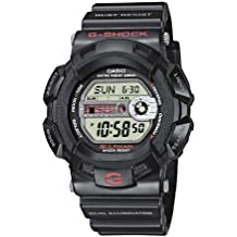 Casio G-Shock – Reloj Hombre Digital con Correa de Resina – G-9100-1ER