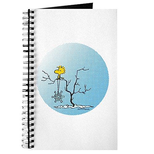 CafePress - Snowflake Woodstock - Spiralgebundenes Tagebuch, persönliches Tagebuch, Tagebuch