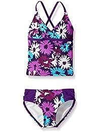 Kanu Surf Girls' Allison Tankini Swimsuit
