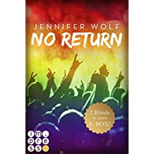 No Return: Alle Bände der Bandboys-Romance-Dilogie in einer E-Box!