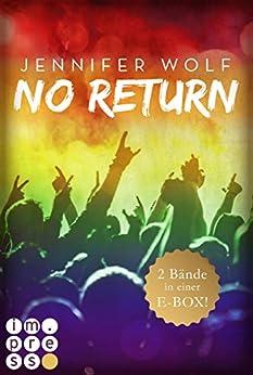 No Return: Die ersten beiden Bände der Bandboys-Romance-Reihe in einer E-Box!