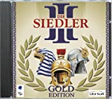 Die Siedler III - Gold Edition inkl. Mission CD + Das Geheimnis der Amazonen Software Pyramide