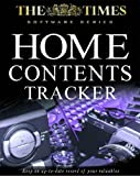 The Times Home Contents Tracker