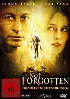 Not Forgotten by Simon Baker