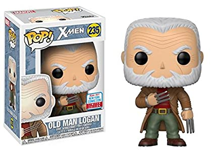 Figura Pop Marvel X-Men Old Man Logan 2017 Fall...