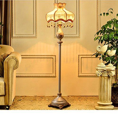 Deals For DLewiee Lighting Creative Wenxin Li European-Style Floor Lamp Living Room Floor Lamp Bedroom Bedside