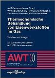 Image de Thermochemische Behandlung von Eisenwerkstoffen im Gas: Verfahren und Anlagen (Reihe Techn