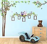 Nursery Wall Decals XL, Nursery Tree, Ow...
