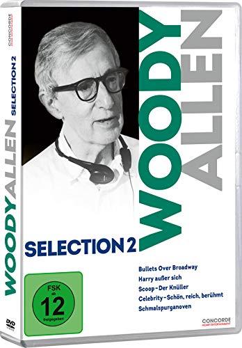 Woody Allen - Selection 2 [5 DVDs]