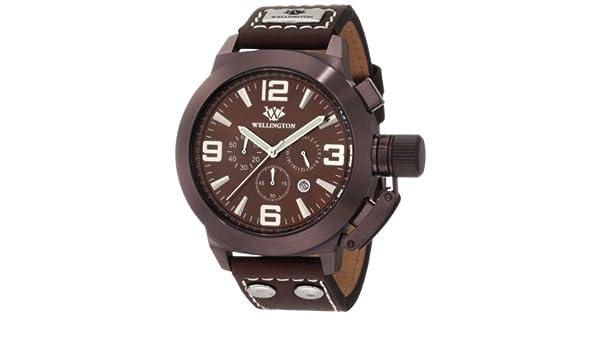 995 Wn103 Wellington Uhren Herren Chronograph hsQdrtC